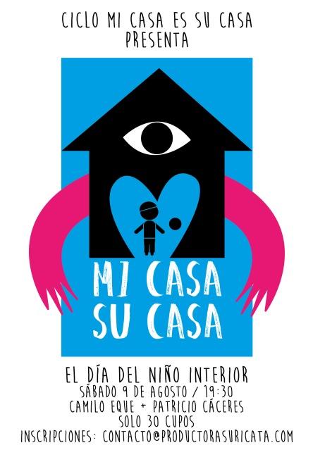 Afiche CMCESSC SAB9AGOSTO